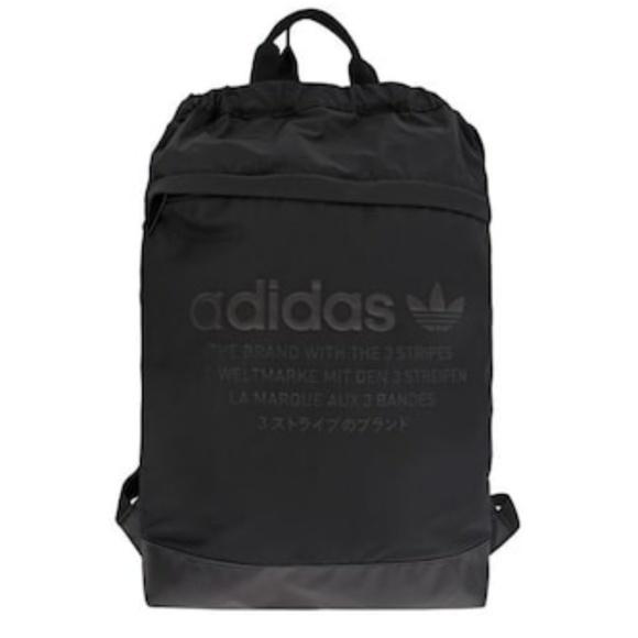NWT Adidas originals NMD sackpack ed21484138159